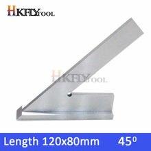 DNI875/2 100*70mm 150x100mm spróbuj Machinist plac z podstawą 45 stopni stalowa szeroka podstawa kwadratowa linijka pomiarowa zacisk