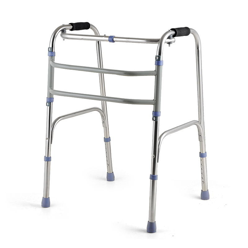 Manufacturers Direct Selling Source Wholesale Old Man Walking AIDS Stainless Steel Mobility Aid Rehabilitation Equipment Legs Fo