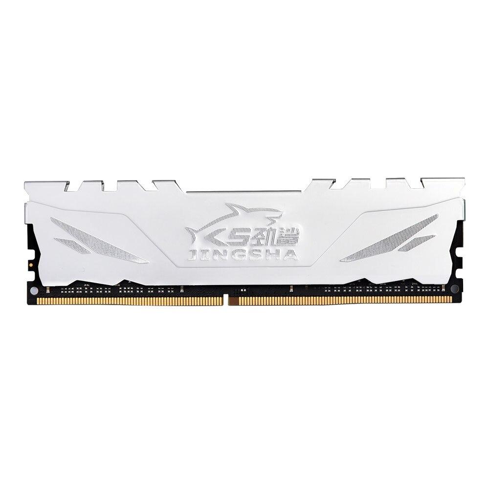JINGSHA Desktop memory ddr4 ram 4GB 8GB 16GB 2133mhz 2400mhz DIMM Desktop Memory Support X99D4 D8 X99Dual motherboard