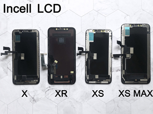 Image 3 - AAA Für iPhone X OLED LCD Display Für IPhone XS XR MAX Inell LCD 11 Touchscreen Digitizer Ersatz Montage teile OEM OLED