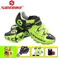 SIDEBIKE mountain bike ciclismo scarpe 2019 degli uomini sapatilha ciclismo mtb pedali SPD scarpe auto-bloccaggio traspirante superstar sneakers