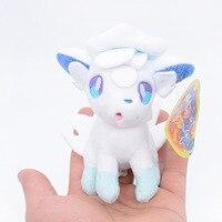Takara Tomy 7 Different Styles Pokemon Gift Collection Animal Plush Stuffed Toys Dolls Action Figures Model For Children 4