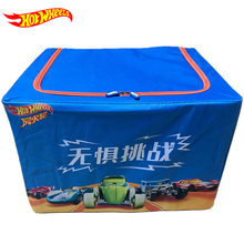 Original Hotwheels Storage Box for Car Track Hot Wheels Toys Track Storage Bag for Boys Toys for Storage Box for Chilldren Gift