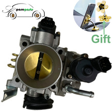 LETSBUY MR560120 Throttle Body 50MM Boresize High Quality Assembly For Mitsubishi Lancer 2002-2007 MR560126 MN128888 91341006900