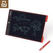 Youpin wicue lcd escrita tablet 12 polegada placa de escrita desenho eletrônico imagine gráficos almofada para escritório criança