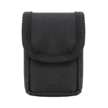 1pc Fabric Nylon Finger Pulse Oximeter Pouch Portable Case Storage Pack Protective Bag 70*50*30mm for