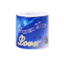 Toilet roll paper towel 3 Layers Roll Paper Home Bath Toilet Roll Paper Primary Wood Pulp Toilet Paper 1 roll/10 rolls недорого