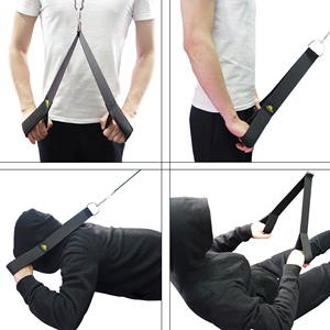 Фитнес Трицепс и брюшной ремень Трицепс веревка вытяжной кабель крепление для подъема веса Бодибилдинг силовая тренировка