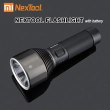 Nieuwe Nextool Zaklamp Oplaadbare Waterdichte Led Light 2000lm 380M 5 Modestype C Zaklamp Seaching Zaklamp Voor Camping