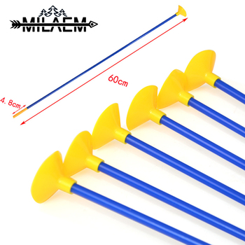 100 pcs od 9 mm id 7 mm arrow nocks plastic nock for 6 8 6 9 mm arrows shaft compound recurve bow hunting and shooting archery 6/12 pcs Archery Sucker Arrow 7.6 mm OD Children Game Shooting Plastic Arrows For Kids Outdoor Training Shooting Accessories