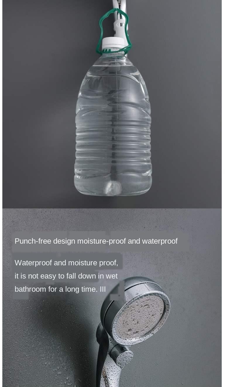 Прочная Вакуумная присоска для ванной комнаты настенный держатель