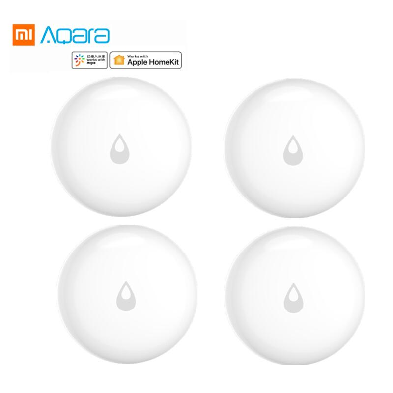 Xiaomi Aqara Water Leakage Sensor Flood Alarm Detector Zigbee Wireless Water Leak Detection For Smart Home Control Security
