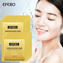 Efero 20 пакетов коллагеновый крем для лица Антивозрастной дневной крем для лица ночной крем отбеливающий уход за кожей увлажняющий сухой лифтинг для кожи