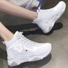 High Top Sneakers Women Shoes Vulcanized