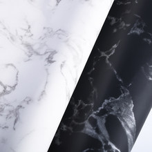Lychee Life A4 Marble Pattern PU Fake Leather Fabric High Quality Synthetic Leather DIY Sewing Material(China)