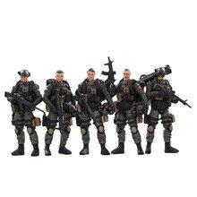 1/18 joytoy figura de ação pla exército unidade anti-terrorismo soldado figuras collectible brinquedo militar modelo presente natal