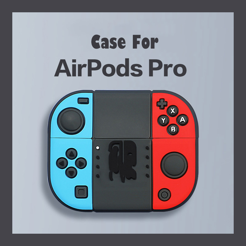 3D Soft Silicone Case for AirPods Pro 8