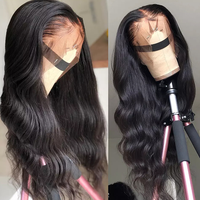 Body Wave 13x6 Lace Front 8-26inch Brazilian