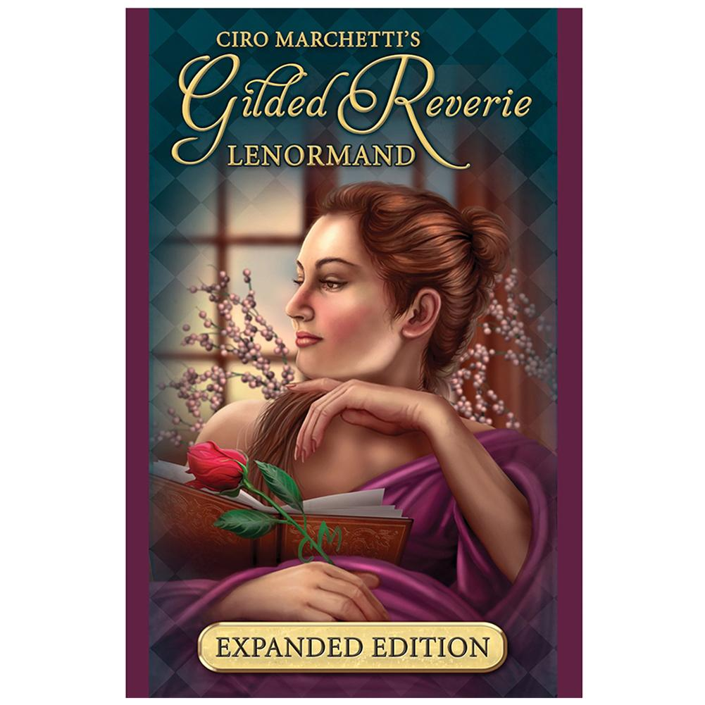 Gilded Reverie Lenormand: Expanded Edition Mass Market Paperback