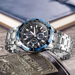 Image 5 - SMAEL Orologi Da Uomo 2020 Top Brand Di Lusso Orologi Al Quarzo Quadrante Grande Impermeabile del Cronografo Orologio di Sport Relogio Masculino 9063