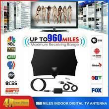 EastVita – antenne numérique Skywire HD 960 P 1080, DVB-T2 Mile, pour télévision à distance, freevia, chaînes locales
