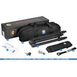 Universal Sirui DHL Professional Tripod Camera Accessories Stand Aluminium Tripod Monopod Combo Hybrid For DSLR Camera Holder