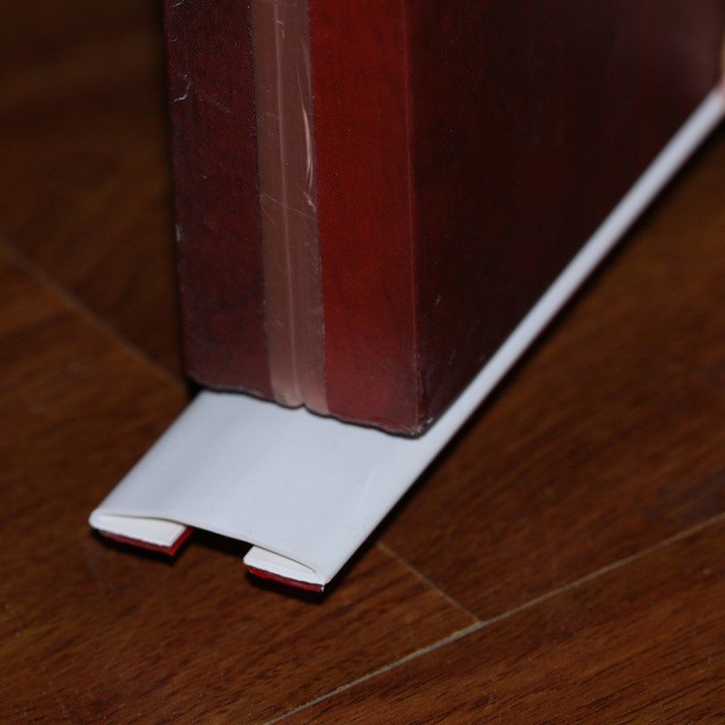 Under Door Draft StopperDoor Wind Blocker Door Bottom Seal Strip Gap Excluder Protector Under Door Draught Excluder Bath Mat Q1