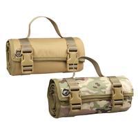 Roll Up Tiro militar Acolchoado Shooters Mat Treinamento de Tiro Ao Ar Livre Não-slip Pad Butt Acessórios