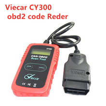 Newest!! Auto OBD2 Diagnostic Tool  Viecar CY300 Scanner Original CY-300 Easy to Use Same AS MS300