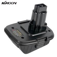 Portable Professional 20V Battery Adapter DCA1820 for Converting Into Dewalt 18V Battery DC9096 DC9098 DE9096(China)