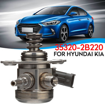 35320-2B220 Direct Injection High Pressure For Hyundai Veloster Accent Fuel Pump For Kia soul rio Forte 5 Koupe 15 1.6L 1591CC