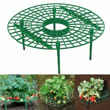 Strawberry-Stand-Frame-Holder Planting-Rack Fruit-Support Gardening-Plants-Stand Vine-Pillar