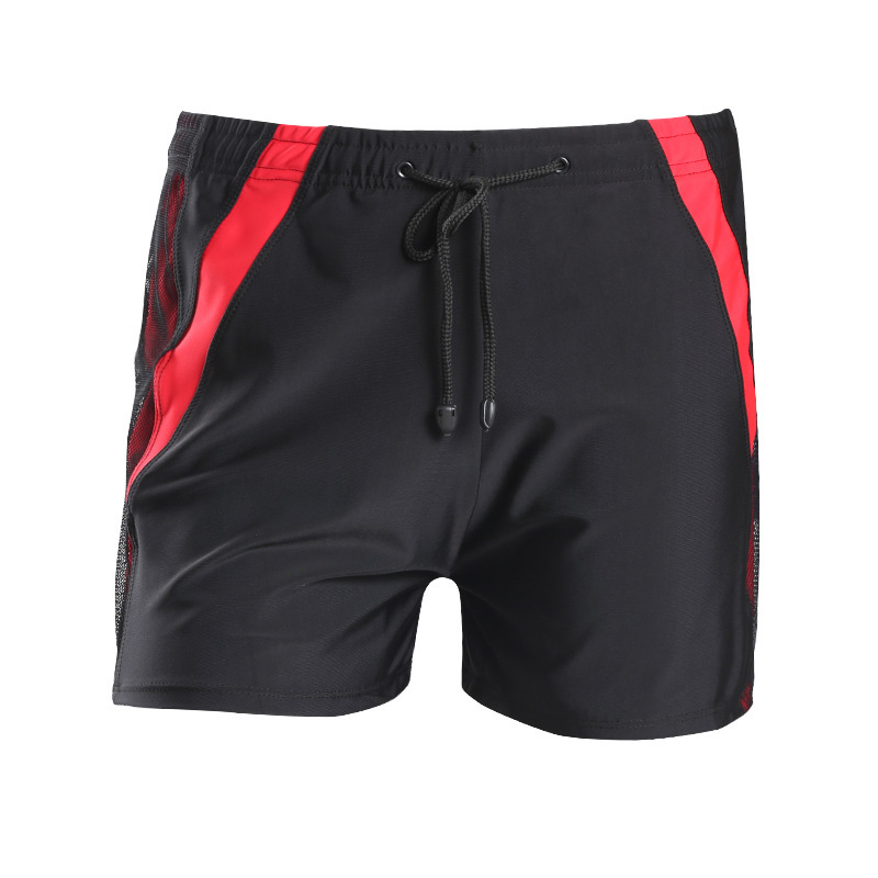 2020 New Style Large Size Swimming Trunks Men AussieBum Anti-Awkward Swimming Trunks Boxers Super Extra-large 200