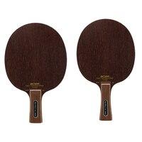 Ракетка для пинг-понга, дерево, настольный теннис, весло, рукоятка, тренировка, спорт