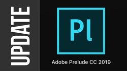 Software Prelude CC 2019 Tools Windows / Mac Edition