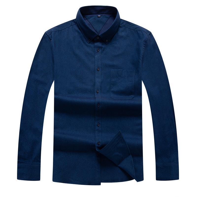 10XL 8XL 6XL 5X  New Design Super High Quality Cotton Men Shirts Business Casual Shirts Luxury Brand Oxford Men Dress Shirts