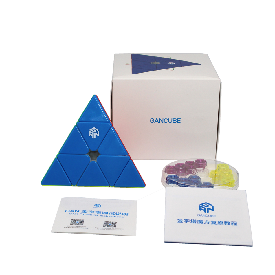 piramide m 3x3x3x3 professional cubo magnetico 3x3x3 velocidade cubing gan cube 05