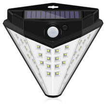 цена на 32 Led Solar Light Motion Sensor Outdoor Wall Light Waterproof Induction Garden Lighting Lamp Light