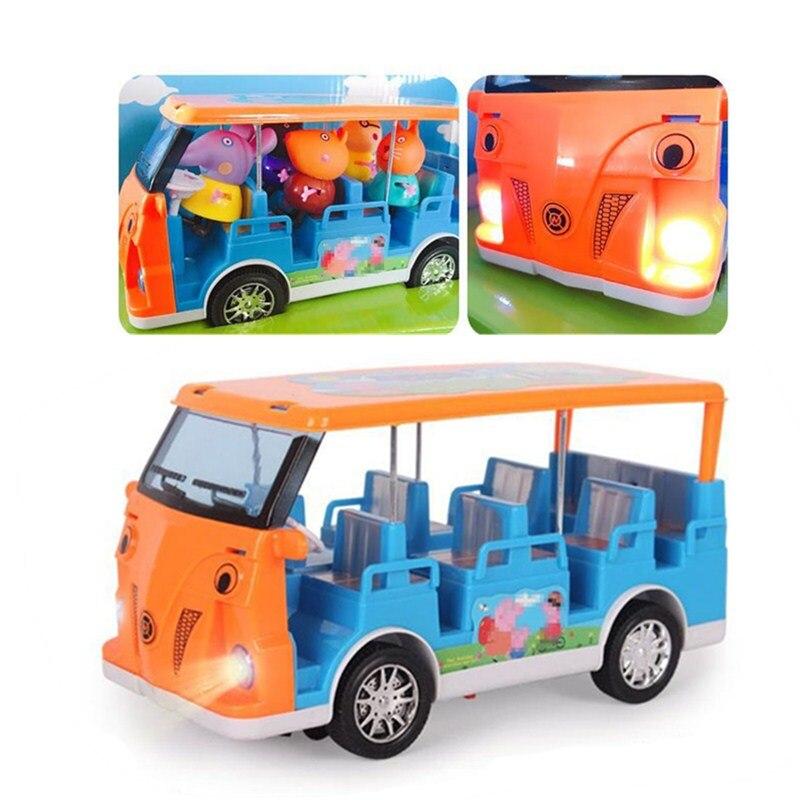 Peppa schwein spielzeug auto pepa schwein figuras freund Familie Pack Dad Mom Action Figur Anime Spielzeug peppa schwein geburtstag dekoration geschenk set