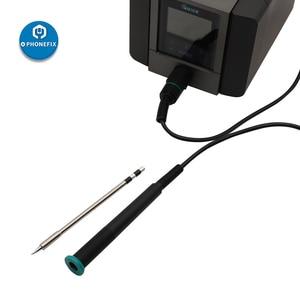 Image 5 - Ferro de solda original ts1200a, ponta sem chumbo de solda, ferramenta de caneta de solda, TSS02 SK TSS02 I TSS02 1C TSS02 J, ponta de ferro de soldagem