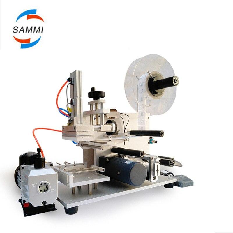 Small Production Machinery Pneumatic Pouch Labeling Machine