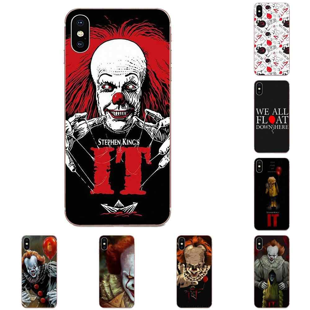 Чехлы из ТПУ для LG K50 Q6 Q7 Q8 Q60 X power 2 3 Nexus 5 5X V10 V20 V30 V40 Q Stylus Stephen King S It