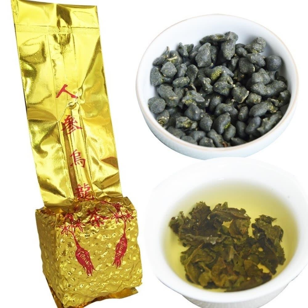 2020 Taiwanese Ginseng Oolong Tea New Tea Orchid Guiren Alpine Tea Health Care Tea 250g Package