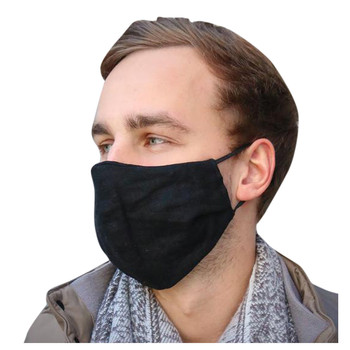 Adults Face Mask Filter Natural Linen Windproof Foggy Haze PM2.5 Reusable Washable Outdoor sports Dustproof Masks 2020 Drop Ship