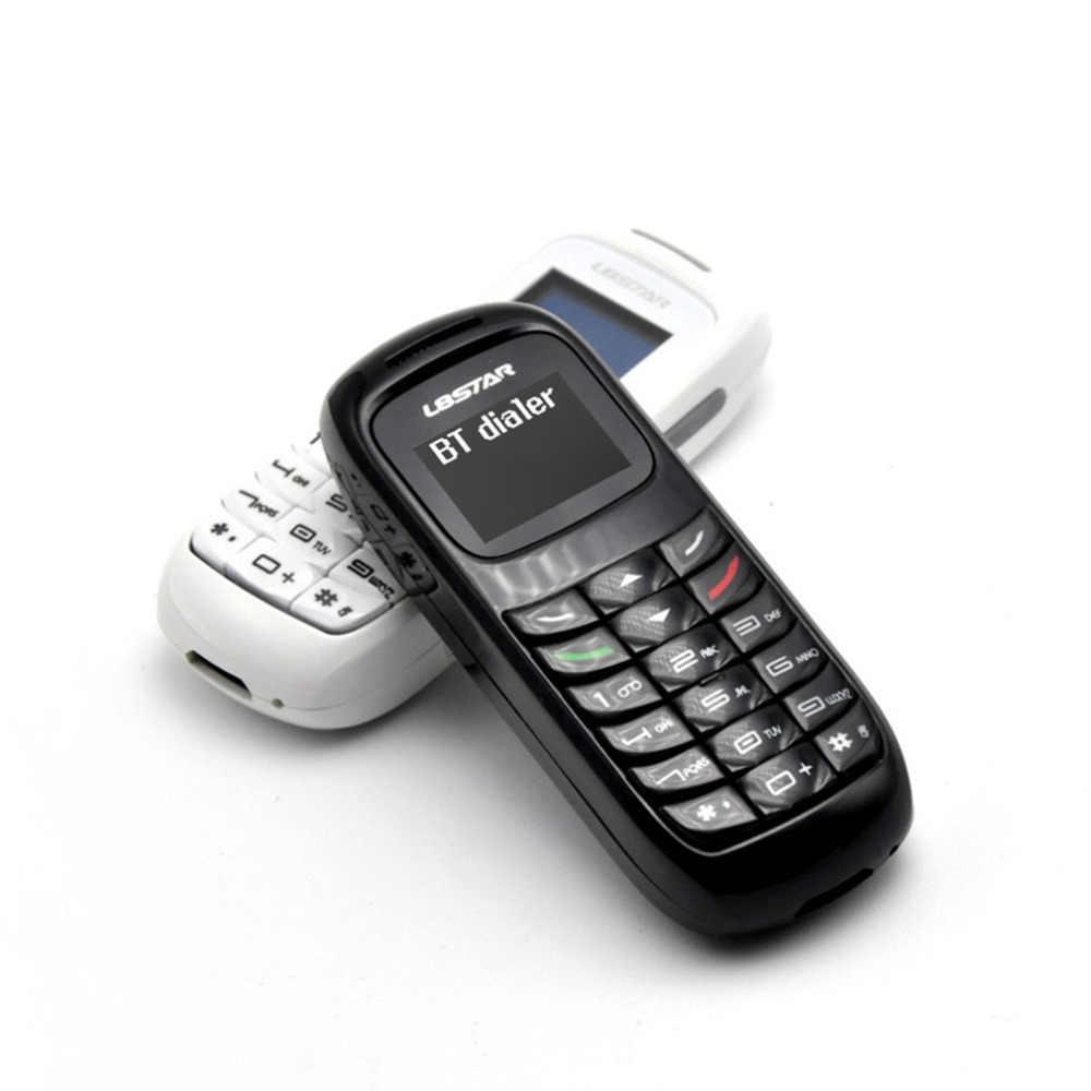 Mini Portabel Ponsel Bentuk Earphone BM70 Nirkabel Bluetooth In-Ear Headphone Universal untuk Kebanyakan Ponsel