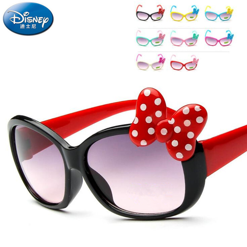 KIDS PURPLE WHITE MOUSE EARS FLIP UP SUNGLASSES CLEAR BLK LENS MICKEY MINNIE BOW