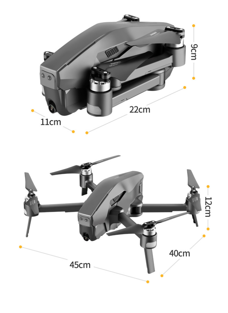 4K 5G Wifi FPV GPS RC Quadcopter Drone with HD Wide Angle Camera with 30Mins Flight Time 26