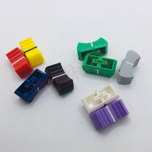10 шт. машина для смешивания цветного Кнопка микшера прямые подвижный измерительный потенциометр с тонкой оправой Кнопка/диски для игры набалдашник 4 мм отверстие аудио крышка с регулировкой|knob cap|potentiometer faderfader cap | АлиЭкспресс