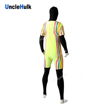 Kamen Rider Ex-aid Muteki Gamer Cosplay Costume - Inner Bodysuit and Outer Suit | UncleHulk 4