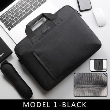 Laptop Bag case 13.3 14 15.6 17.3 Inch Waterproof Notebook Bag for Macbook Air Pro 13 15 Computer Shoulder Handbag Briefcase Bag 13